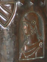jardiniere-jugendstil-tete-medievale